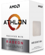 Athlon 200GE 3.4GHz 35W 2C/4T AM4 APU with Radeon Vega 3 Graphics