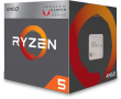Ryzen 5 2400GE 3.8GHz 35W Quad Core AM4 CPU with Radeon Graphics OEM