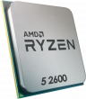 AMD Ryzen 5 2600 3.4GHz 65W 6C/12T 16MB Cache AM4 CPU
