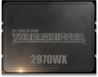 Ryzen Threadripper 2970WX 3.0GHz, 24C/48T, 72MB cache, 250W CPU
