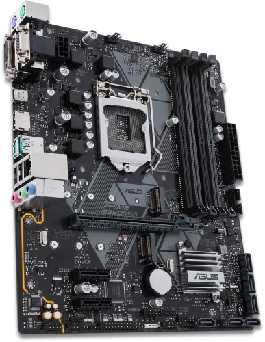 ASUS PRIME B360M-A Micro-ATX Motherboard