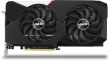 GeForce RTX 3070 DUAL OC 8GB Semi-Fanless Graphics Card