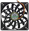 Kaze Jyu SLIM 100mm 2000RPM Case/HDD Fan