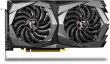 MSI GeForce GTX 1650 GAMING X 4GB GDDR5 Graphics Card