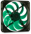Nanoxia Deep Silence 140mm PWM Ultra-Quiet PC Fan, 700-1400 RPM