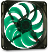 Nanoxia Deep Silence 140mm Ultra-Quiet PC Fan, 1100 RPM