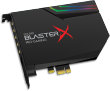 Sound BlasterX AE-5 RGB PCIe Gaming Soundcard