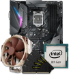 Quiet PC Intel 8/9th Gen CPU and ATX Motherboard Bundle
